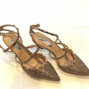 Bronze International Concepts Hee Shoes